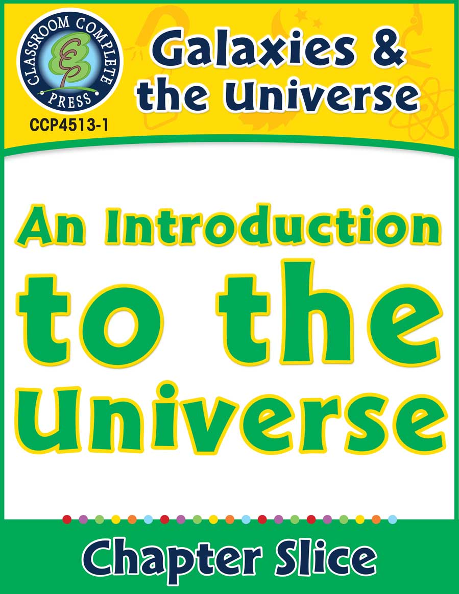 Galaxies & The Universe: An Introduction to the Universe Gr. 5-8 - Chapter Slice eBook