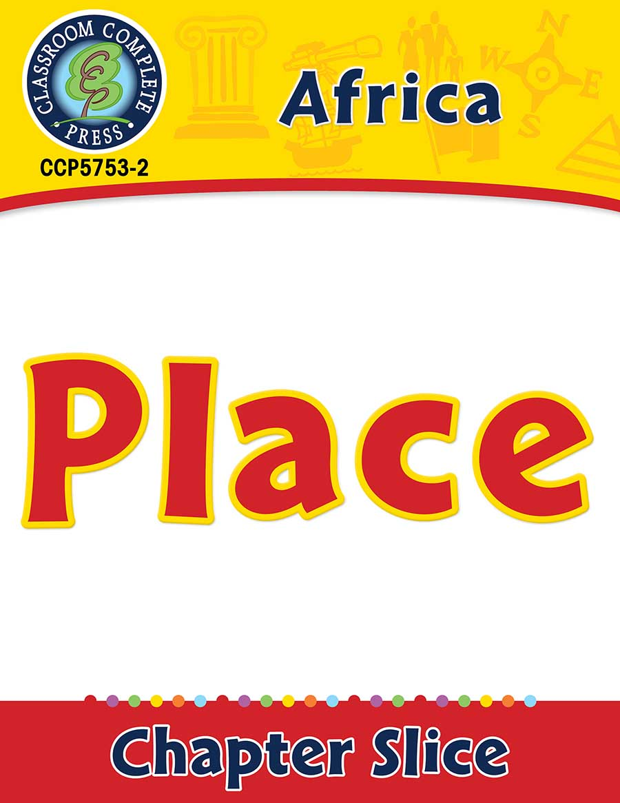 Africa: Place Gr. 5-8 - Chapter Slice eBook