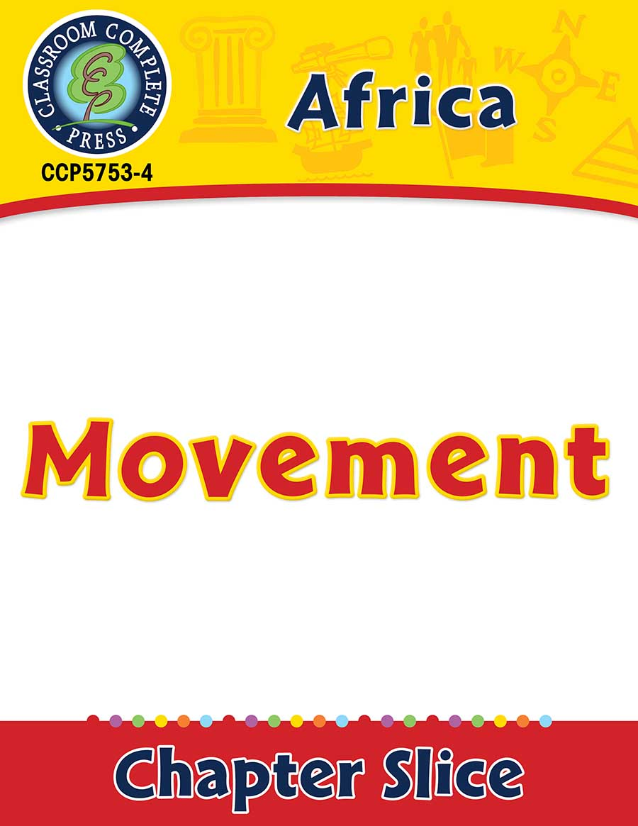 Africa: Movement Gr. 5-8 - Chapter Slice eBook
