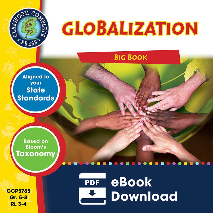 Globalization Big Book Gr. 5-8 - eBook