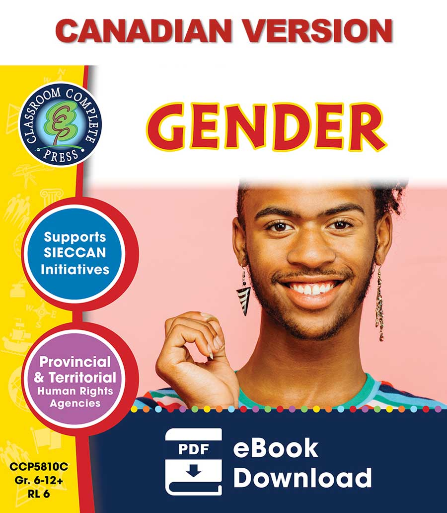 Gender - Canadian Content Gr. 6-Adult - eBook