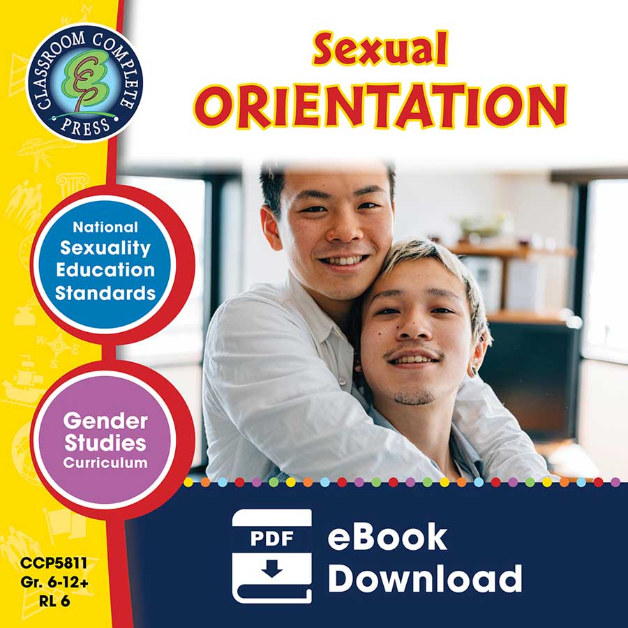 Sexual Orientation Gr. 6-Adult - eBook