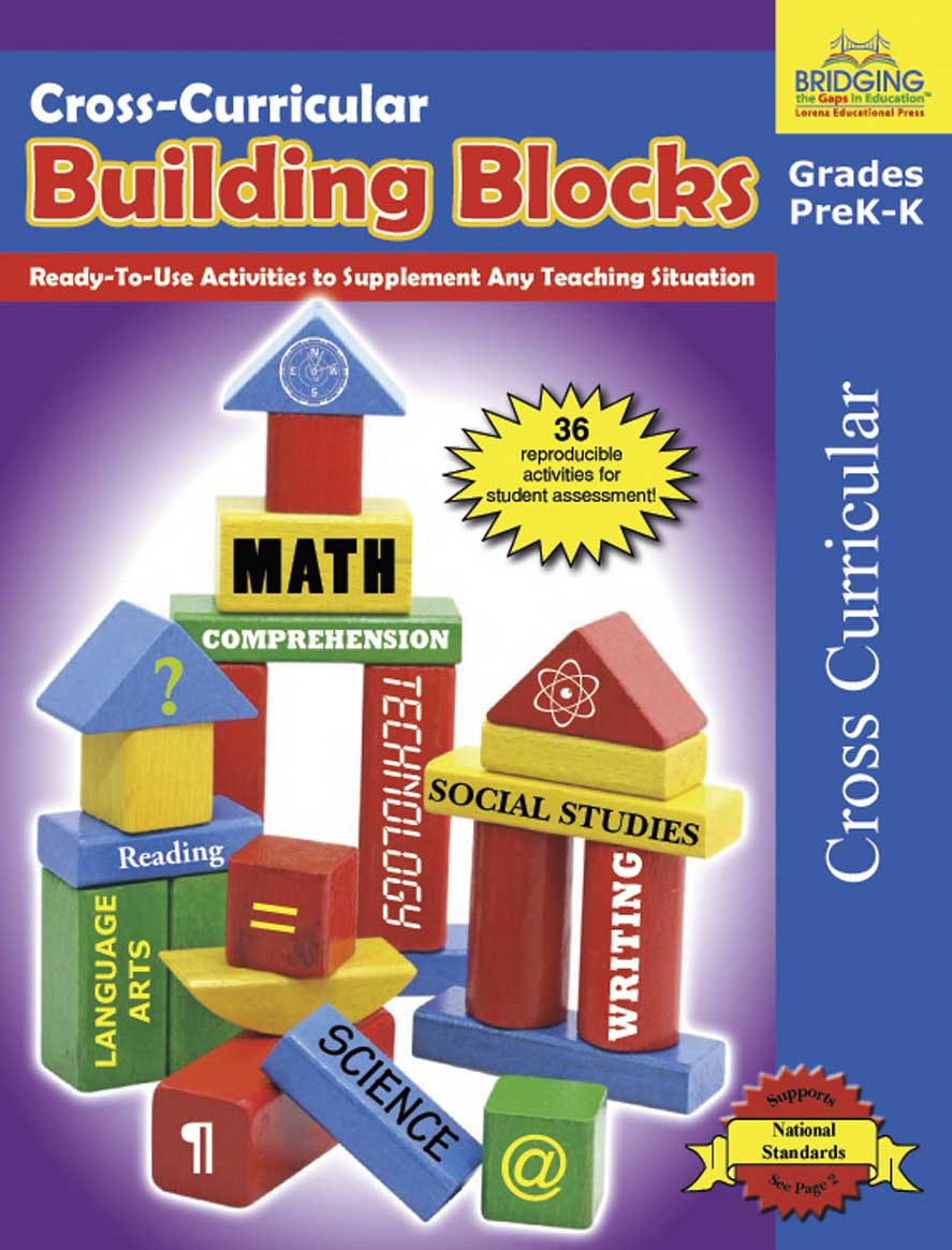 Cross-Curricular Building Blocks - Grades PreK-K