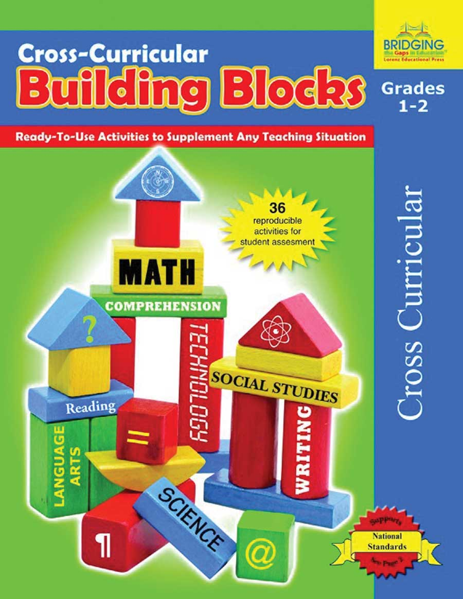 Cross-Curricular Building Blocks - Grades 1-2