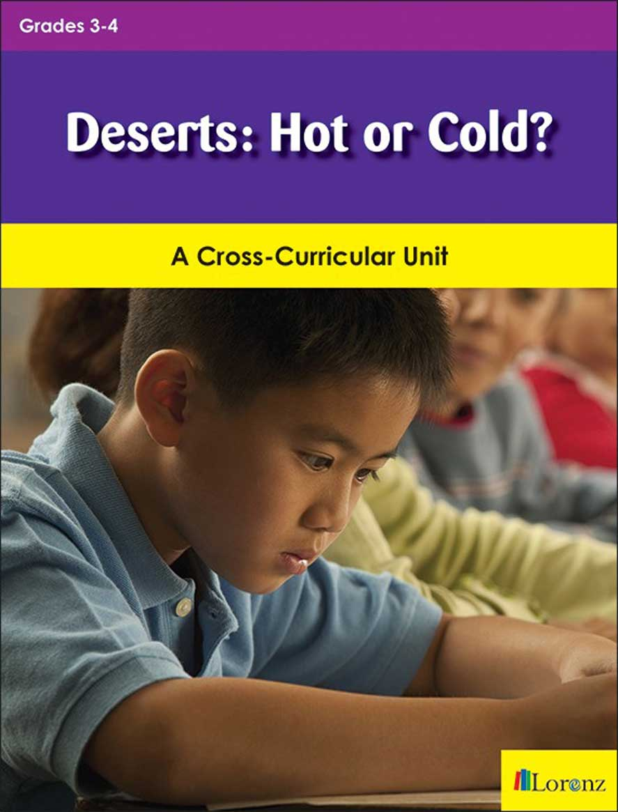 Deserts: Hot or Cold?