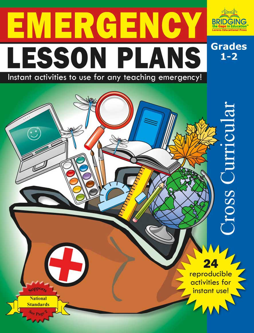 Emergency Lesson Plans - Grades 1-2