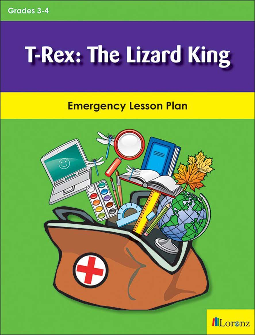 T-Rex: The Lizard King