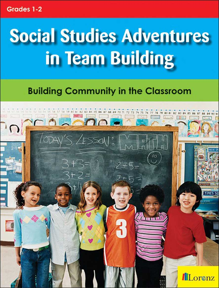 Social Studies Adventures in Team Building