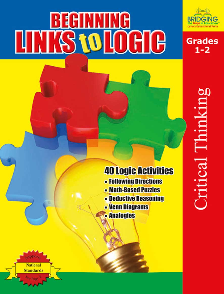 Beginning Links to Logic - Grades 1-2