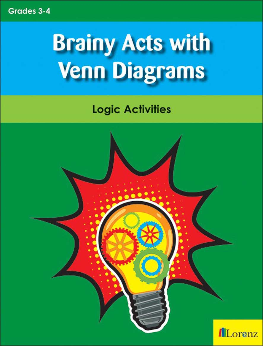 Brainy Acts with Venn Diagrams