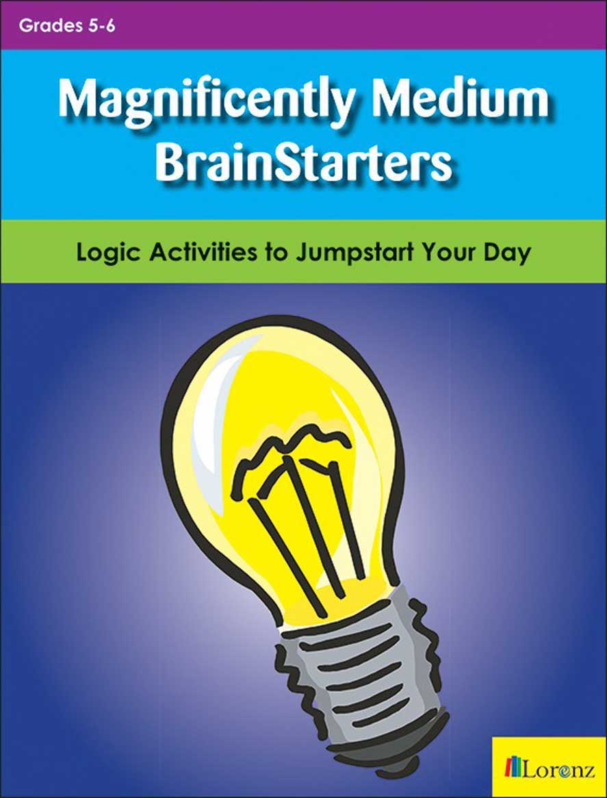 Magnificently Medium BrainStarters