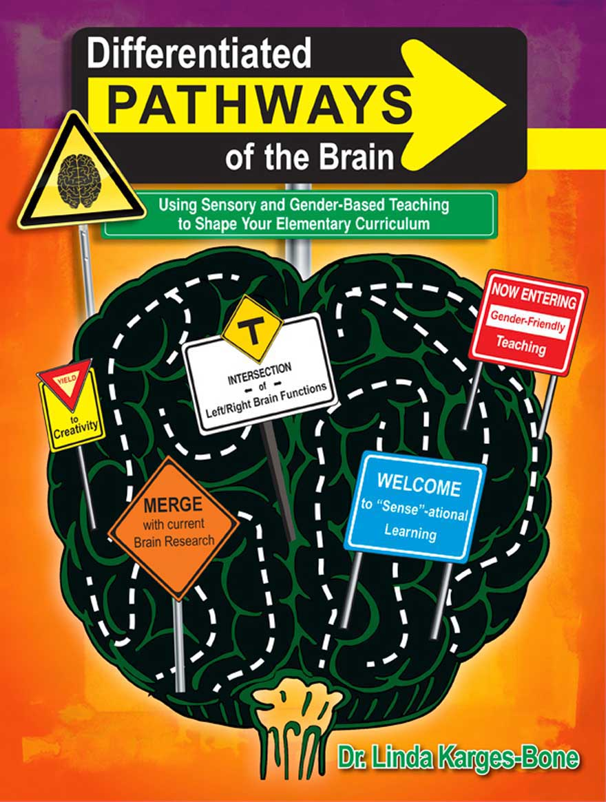 Differentiated Pathways of the Brain