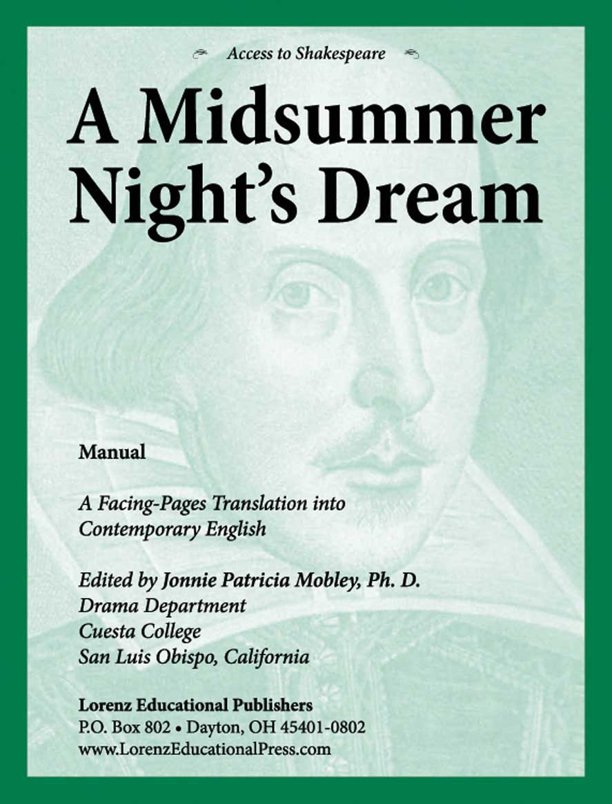 Midsummer Night's Dream Manual