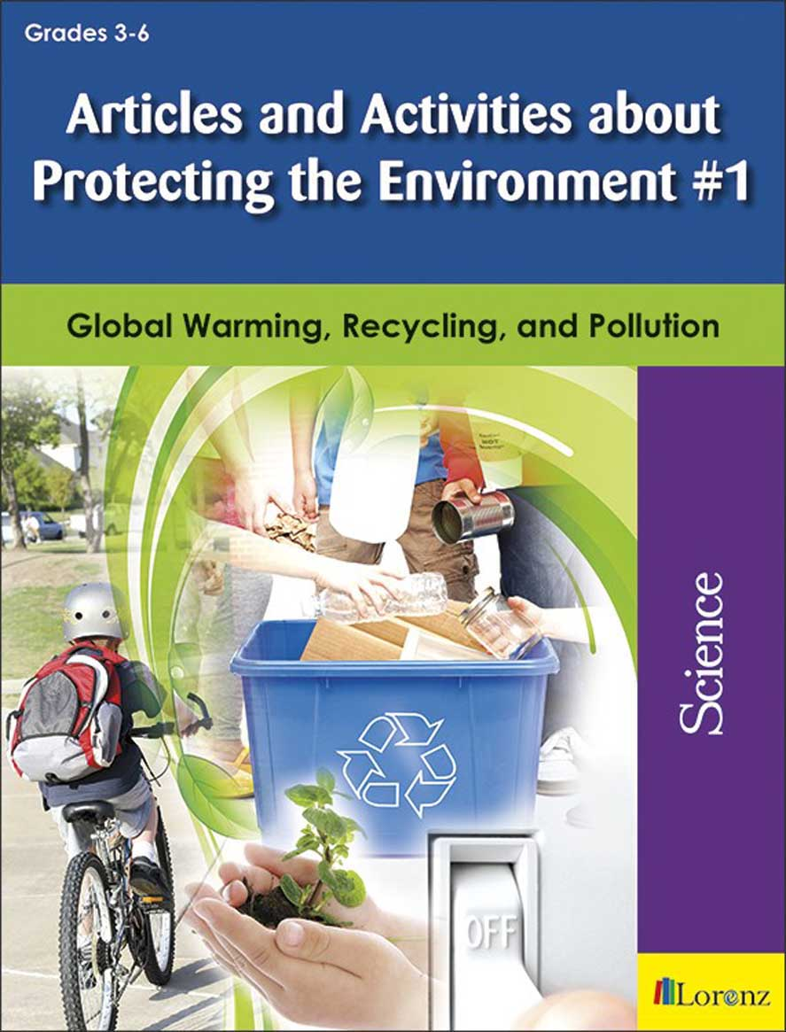 Articles and Activities about Protecting the Environment #1