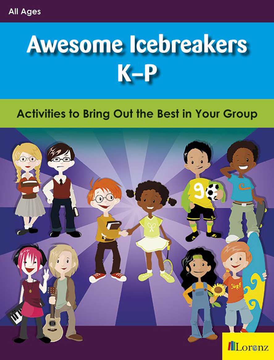 Awesome Icebreakers K-P