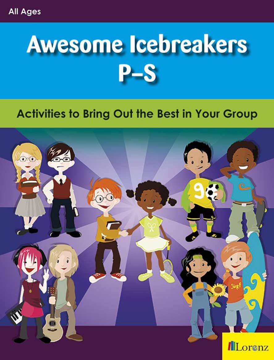 Awesome Icebreakers P-S
