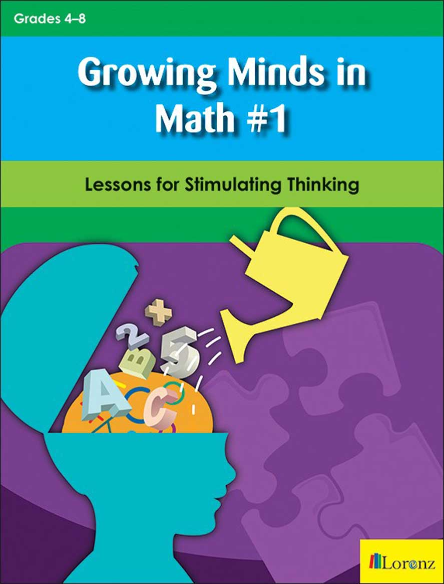 Growing Minds in Math #1