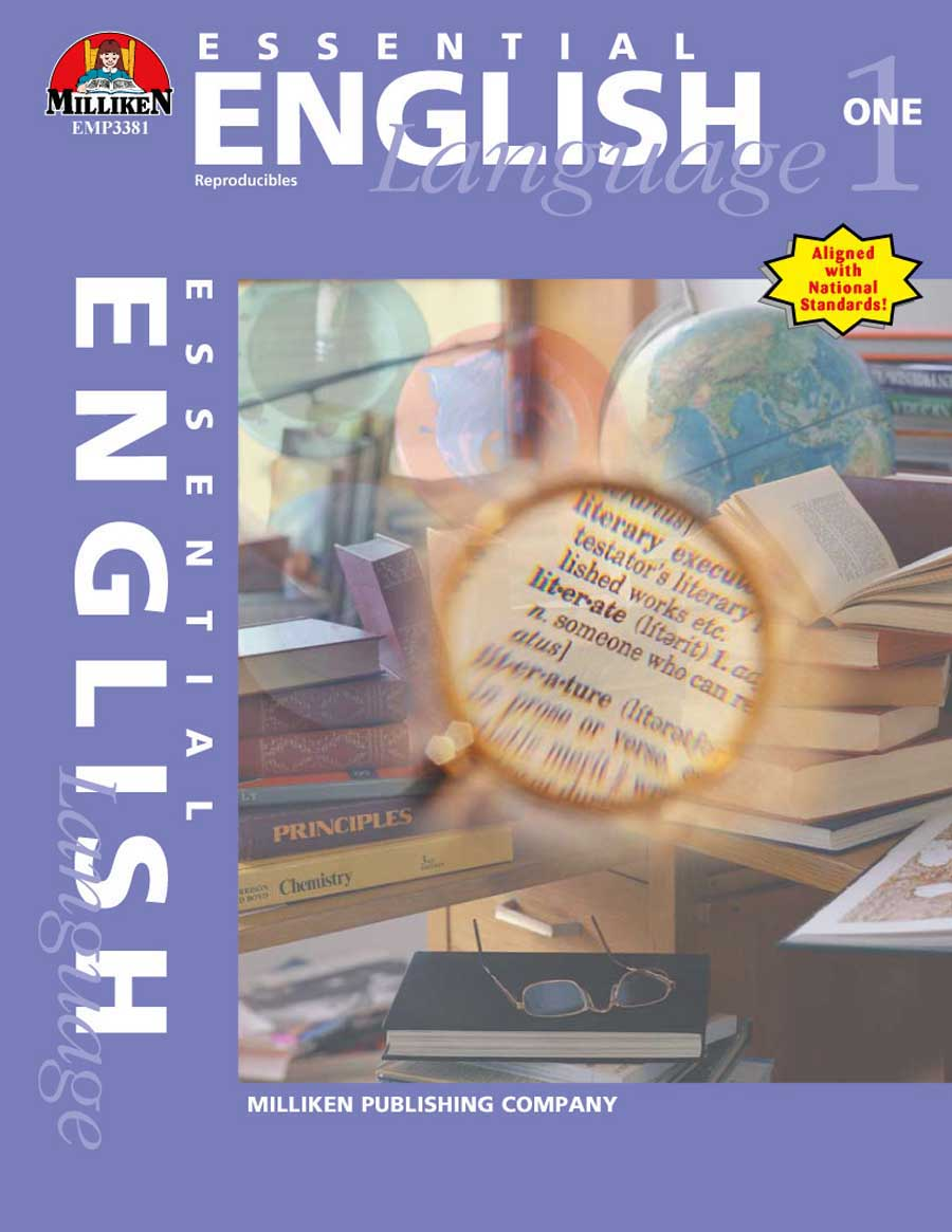 Essential English - Grade 1