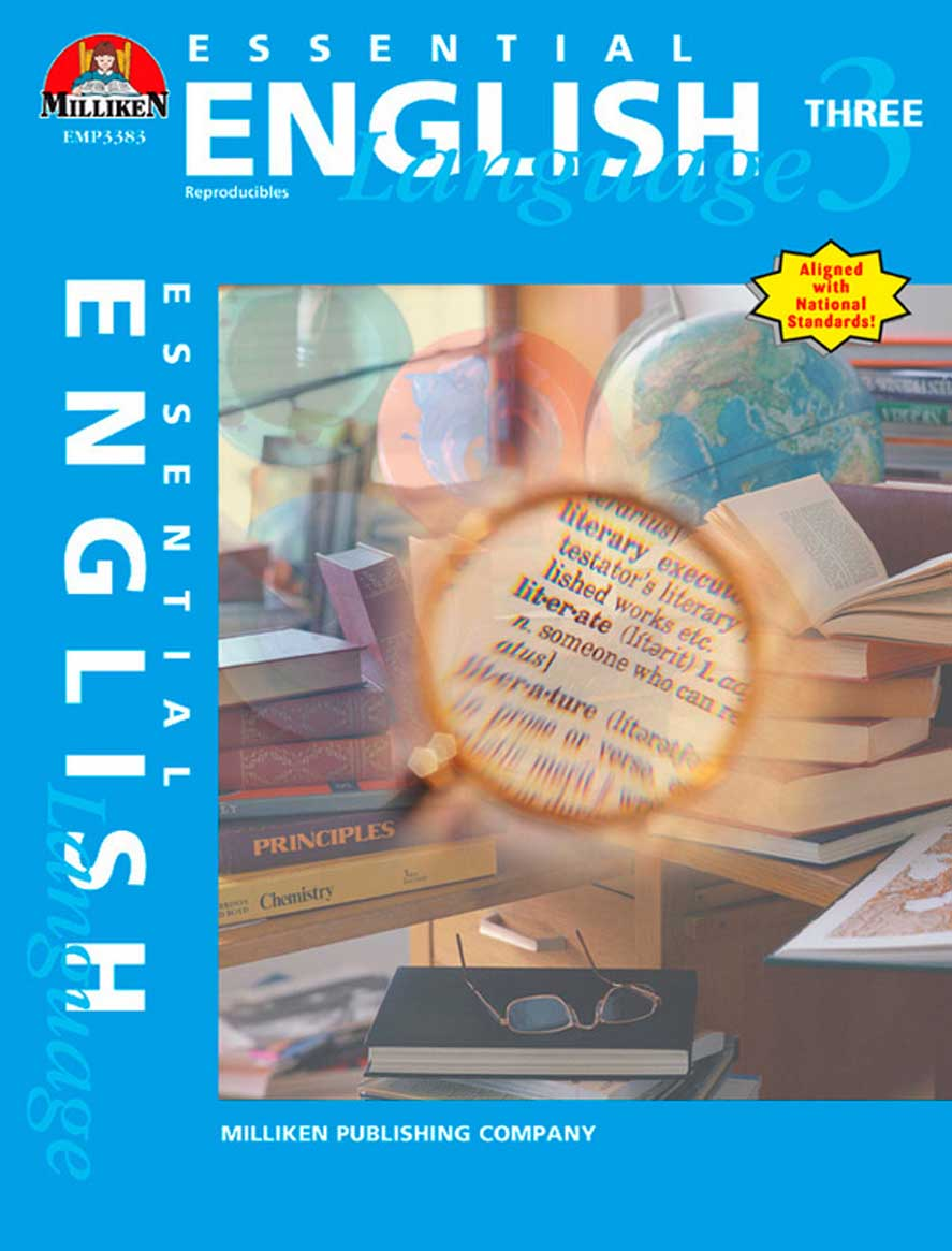 Essential English - Grade 3