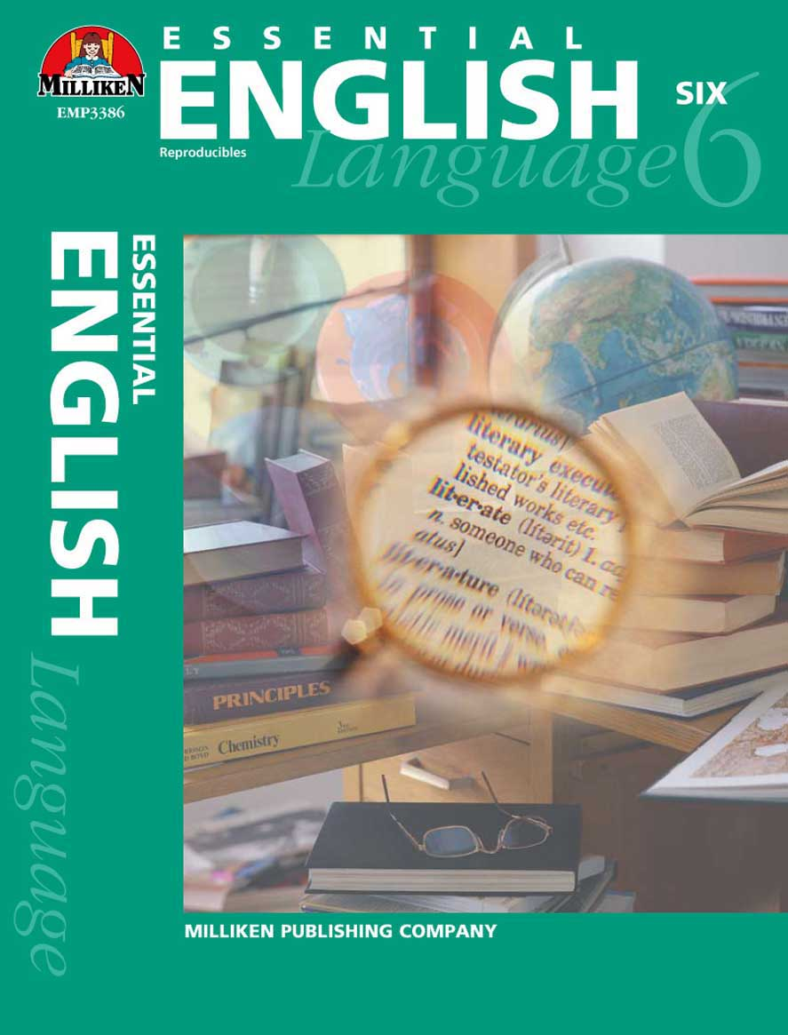 Essential English - Grade 6