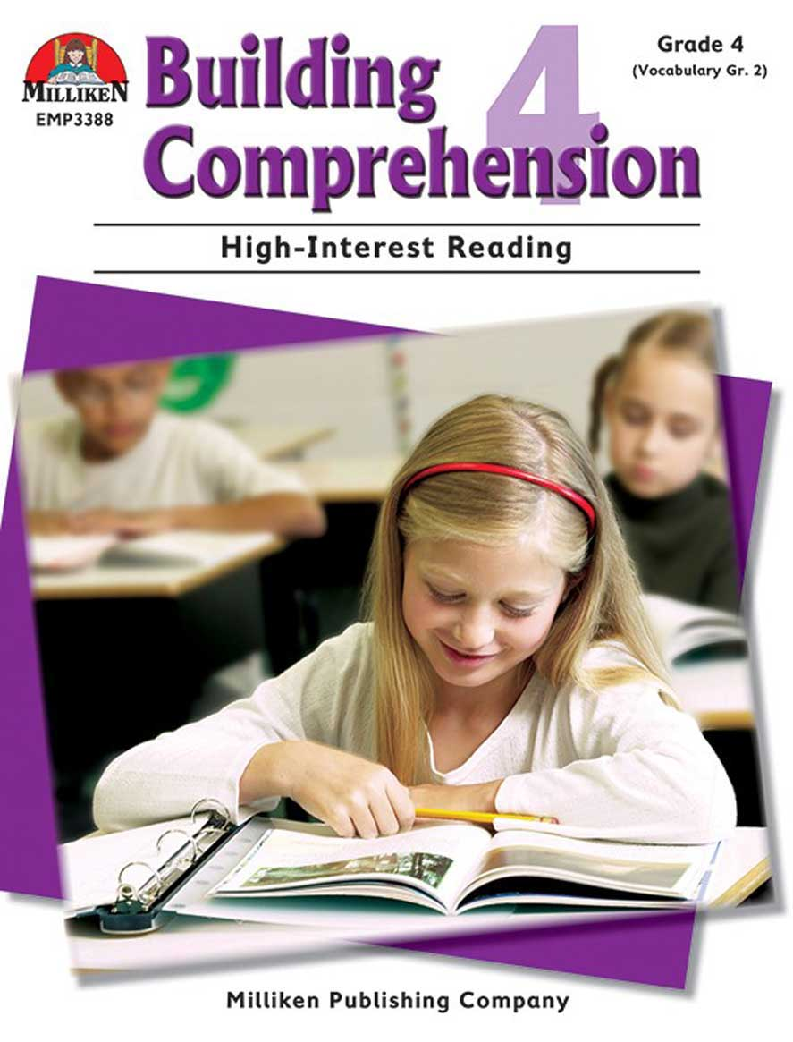 Building Comprehension - Grade 4