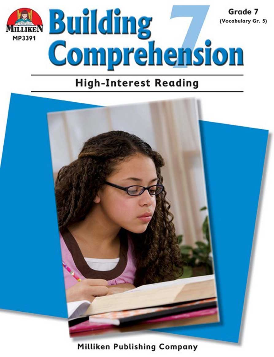 Building Comprehension - Grade 7