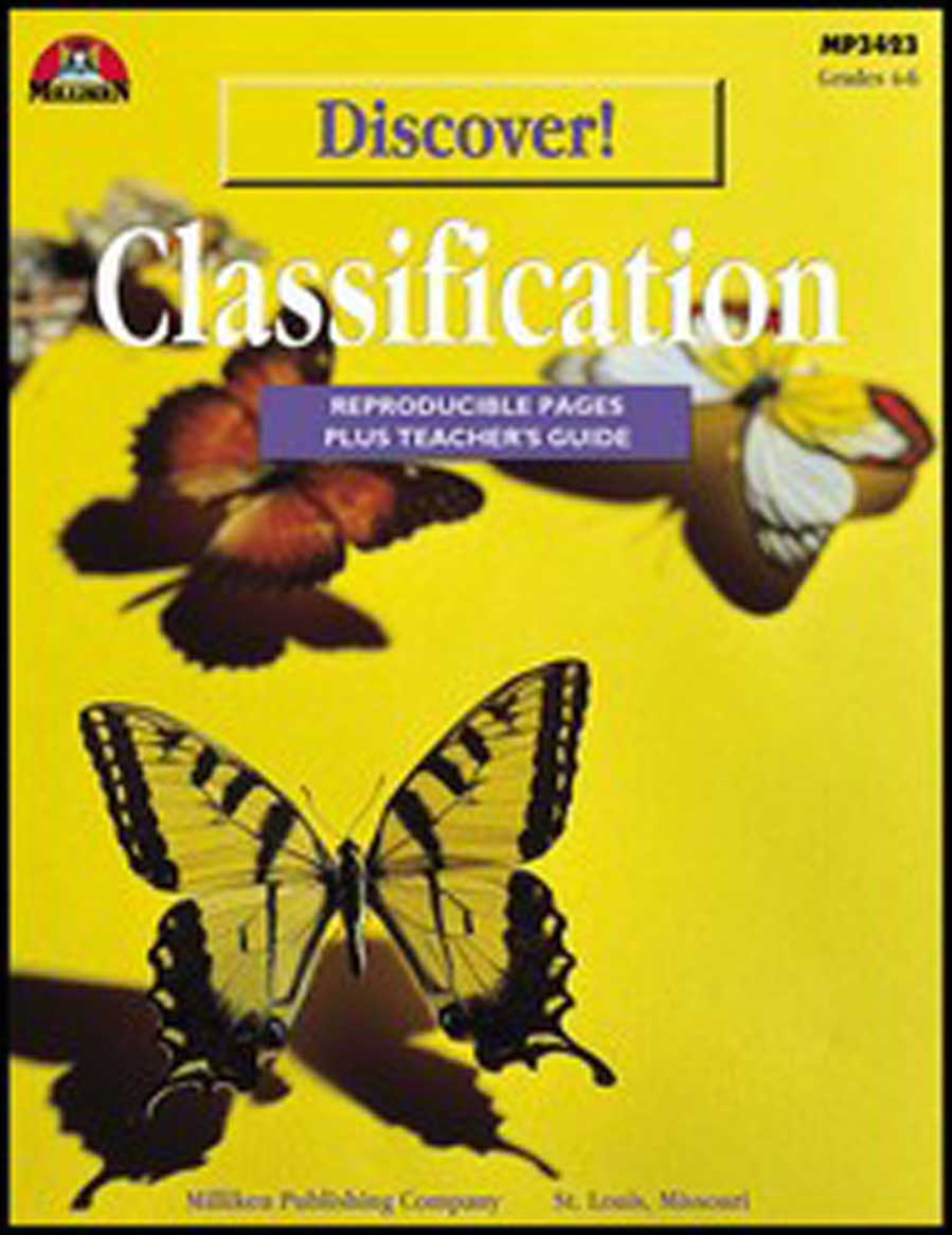 Discover! Classification