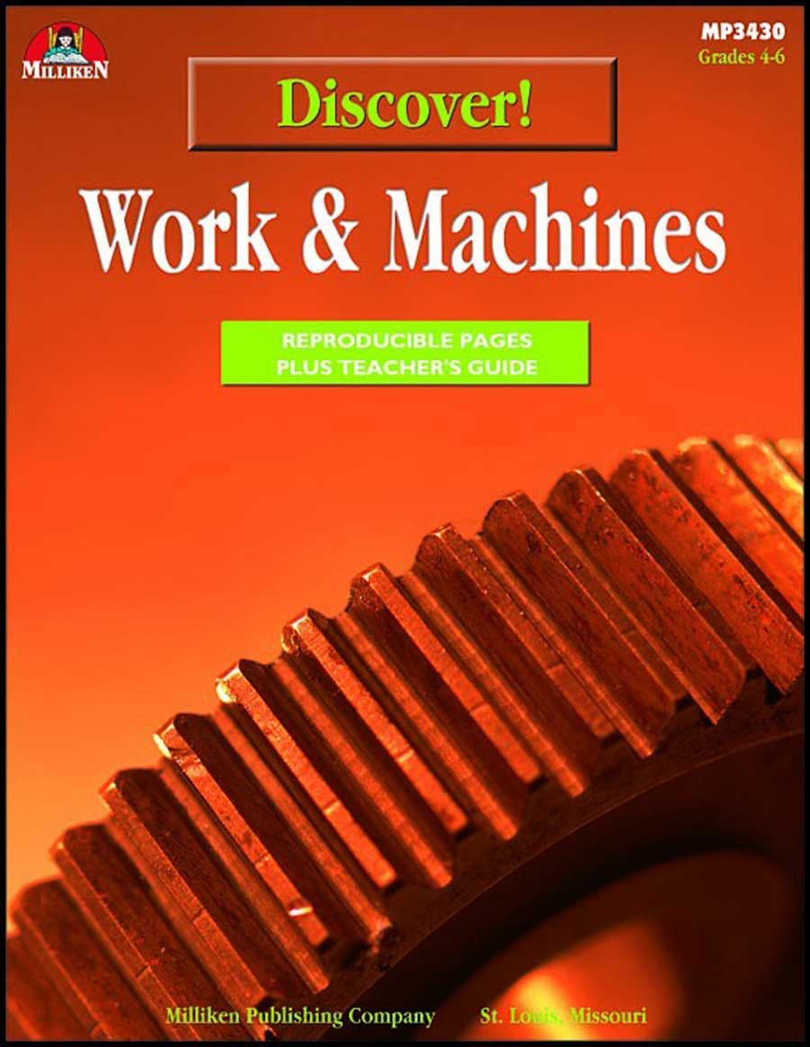 Discover! Work and Machines