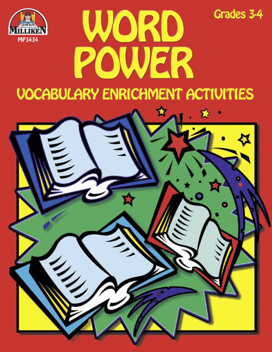Word Power Gr 3-4