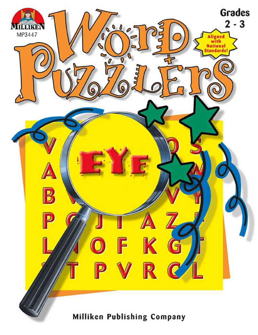 Word Puzzlers - Grades 2-3