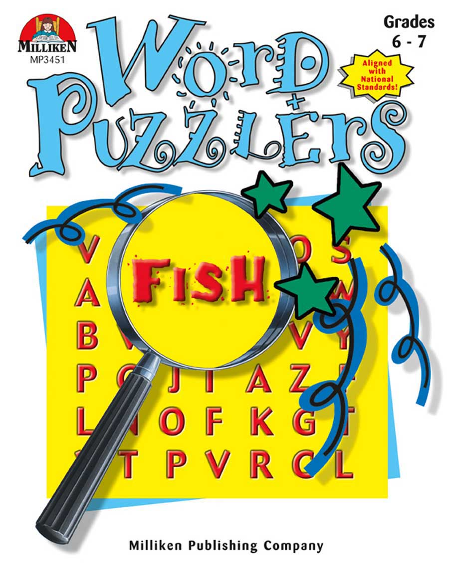 Word Puzzlers - Grades 6-7