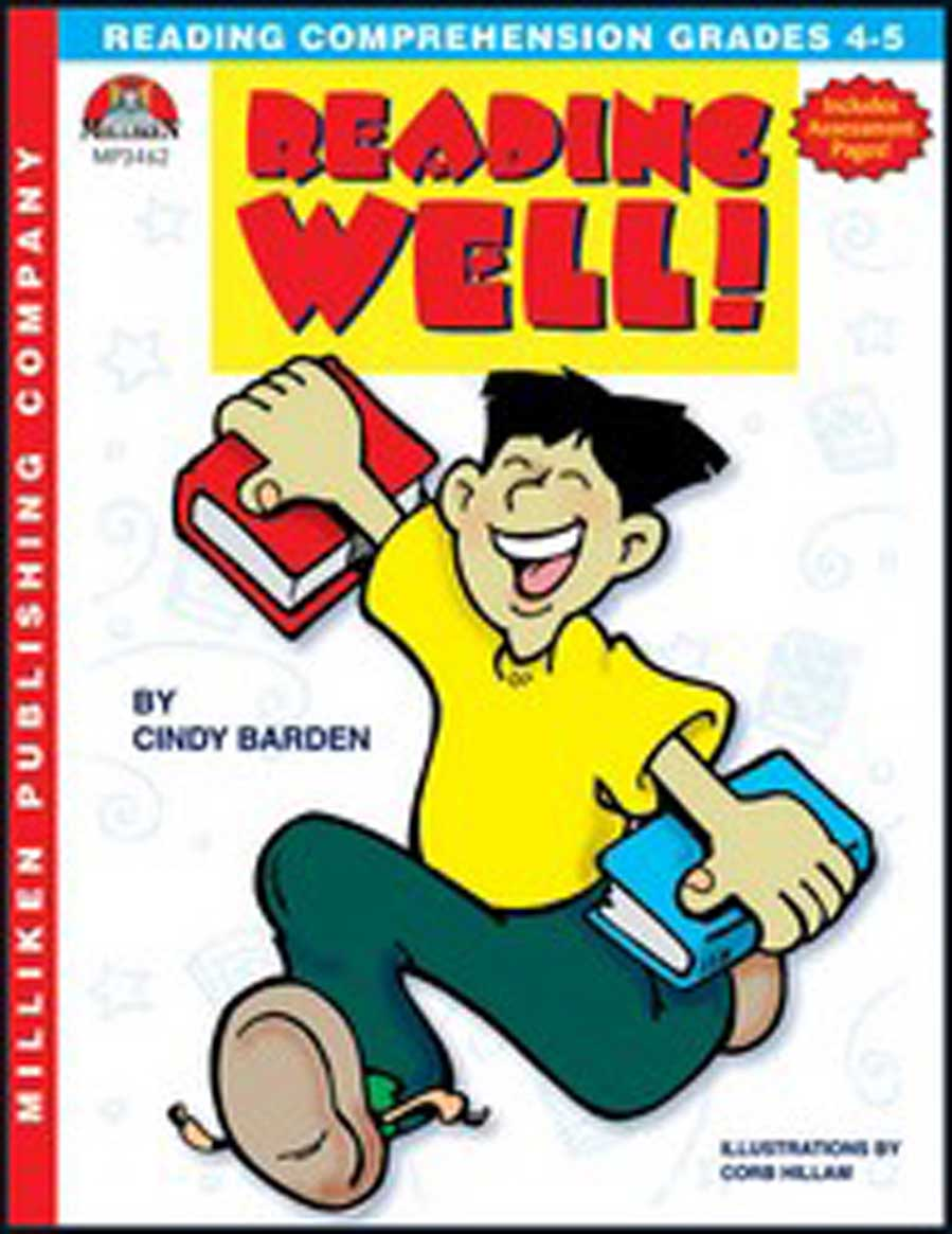 Reading Well - Grades 4-5
