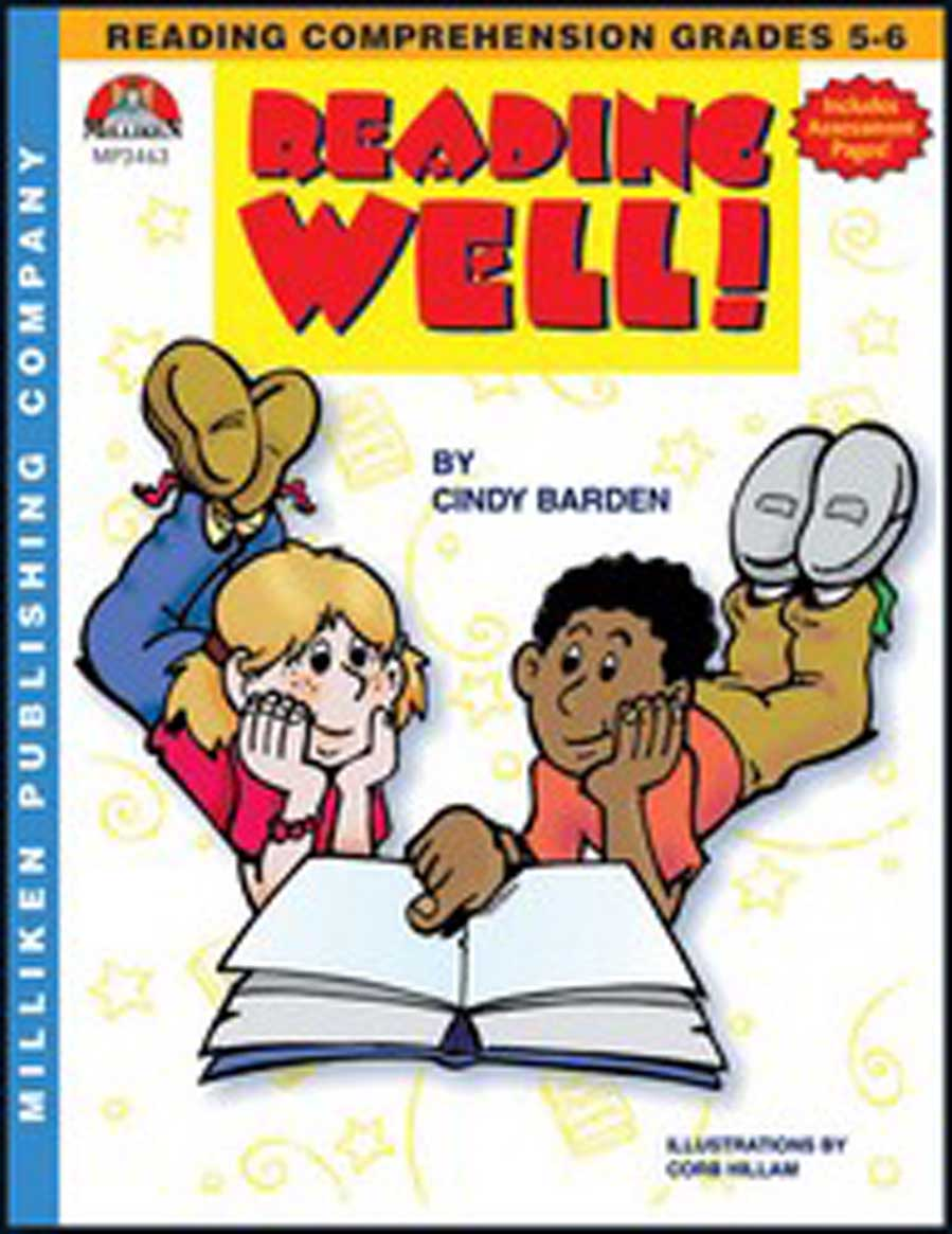 Reading Well - Grades 5-6