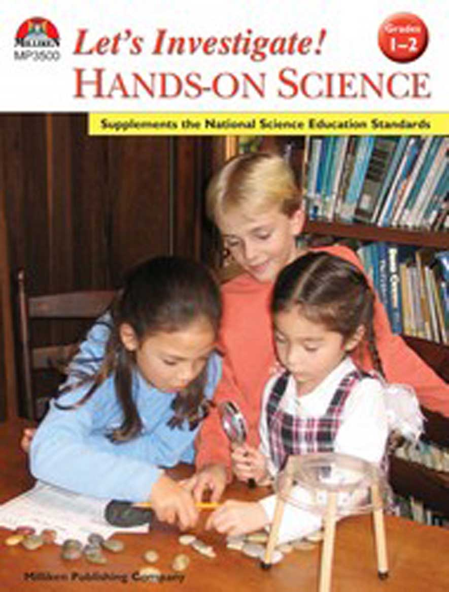 Let's Investigate! Hands-On Science -  Grades 1-2
