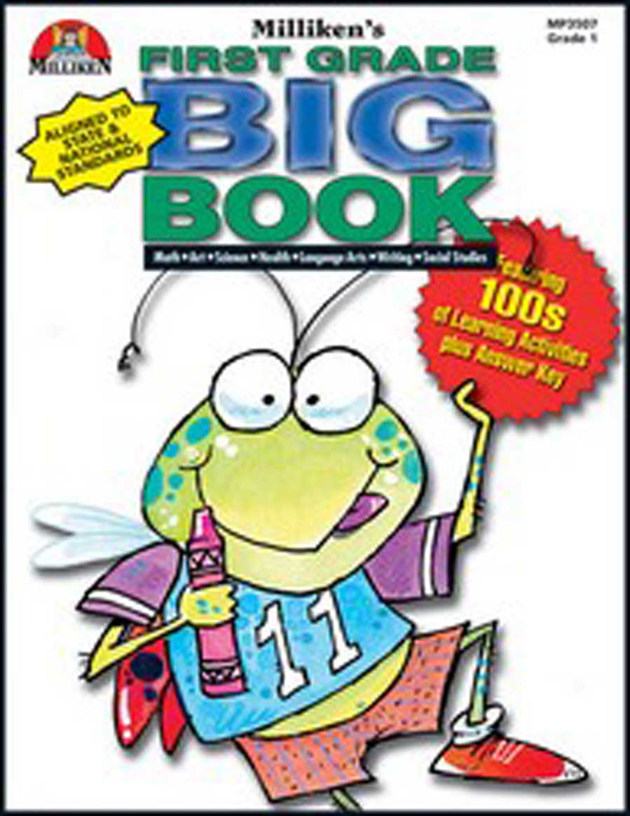 First Grade Big Book
