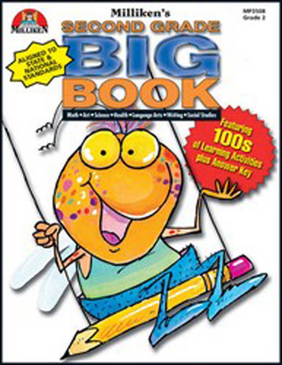 Second Grade Big Book