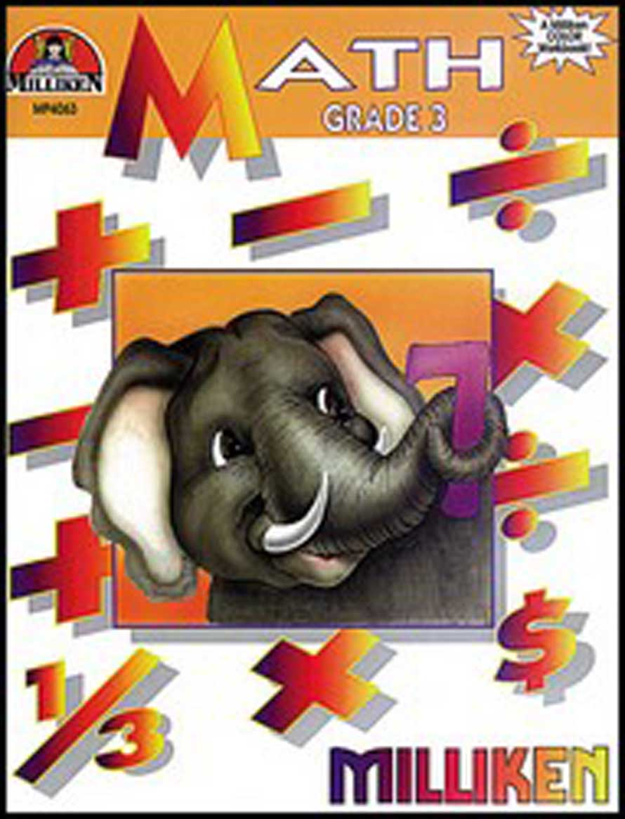 Math Workbook - Grade 3