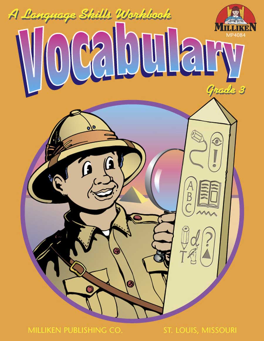 Vocabulary Grade 3