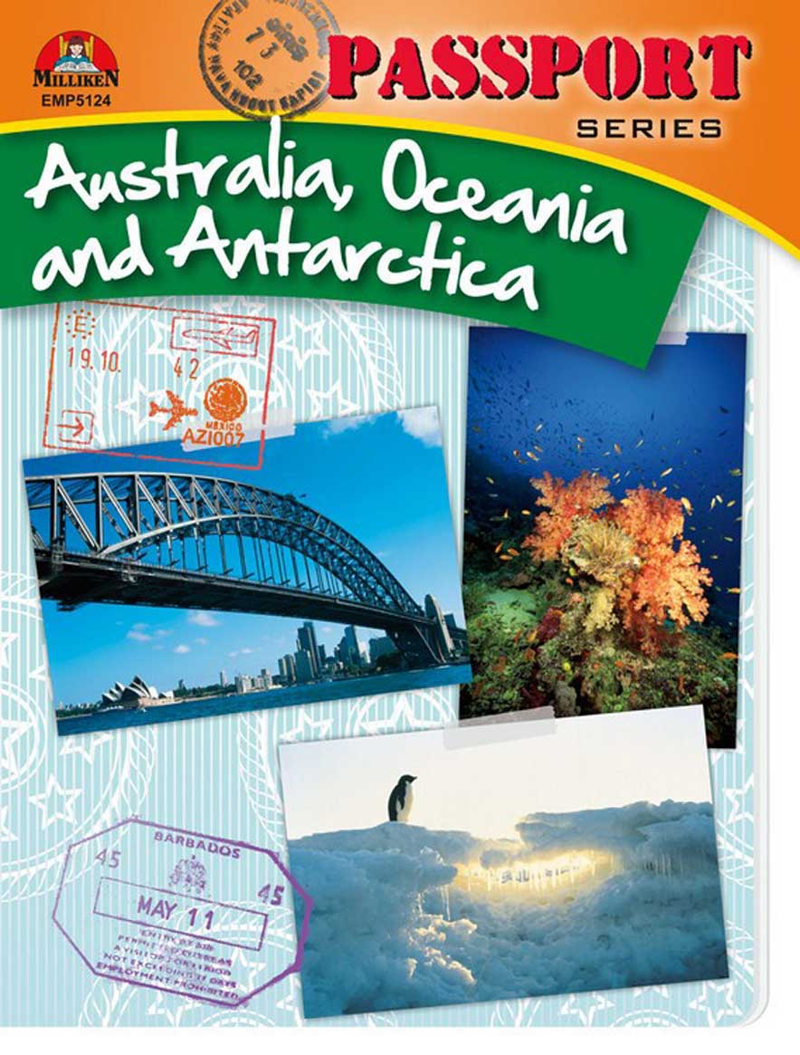 Passport Series: Australia, Oceania and Antarctica