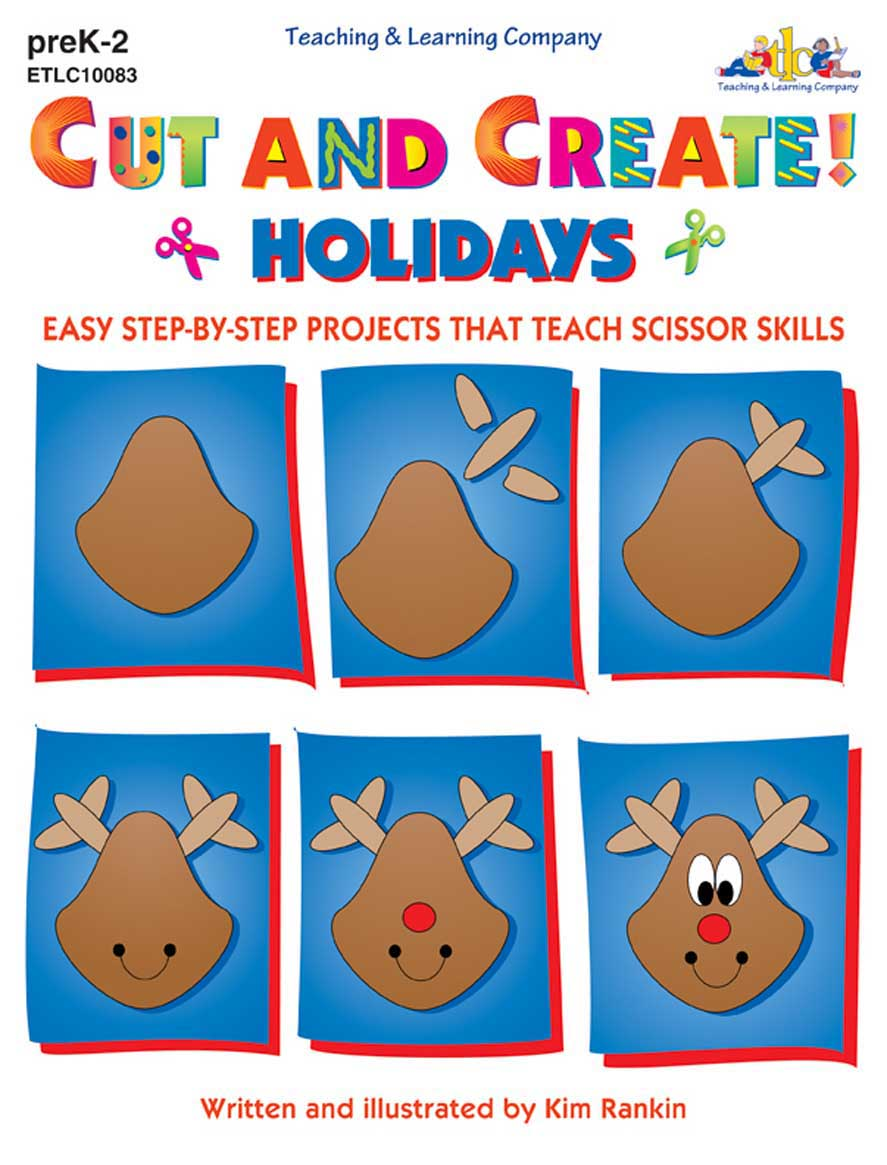 Cut and Create! Holidays
