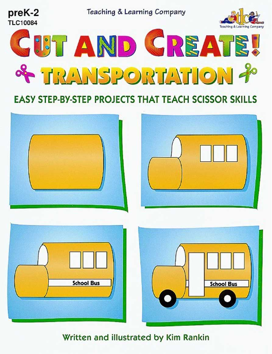 Cut and Create! Transportation
