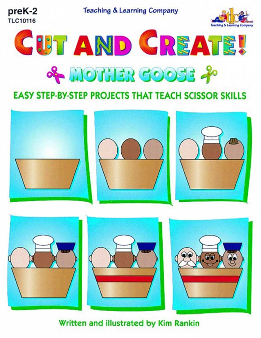 Cut and Create! Mother Goose