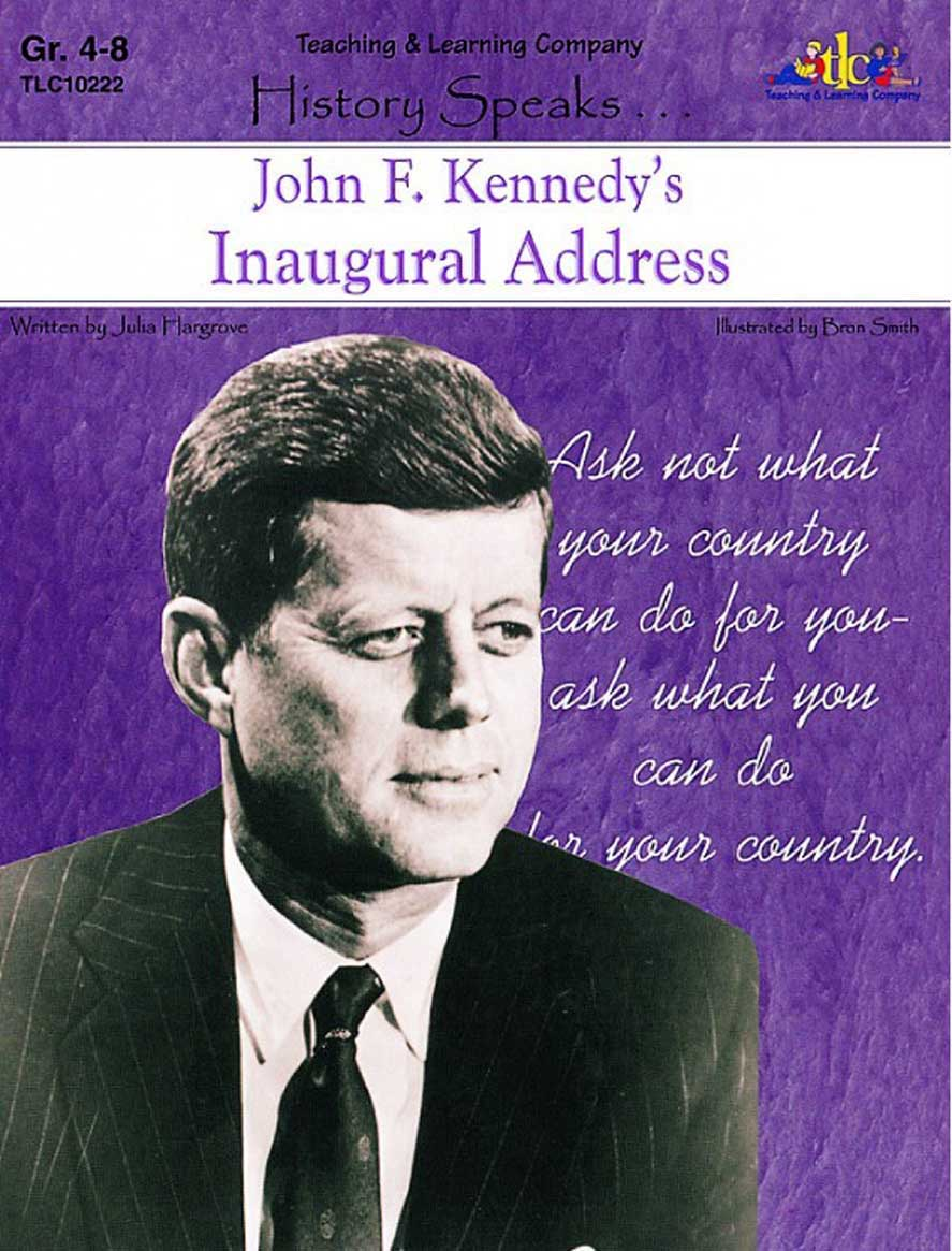 John F. Kennedy's Inaugural Address