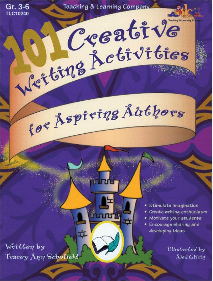101 Creative Writing Activities