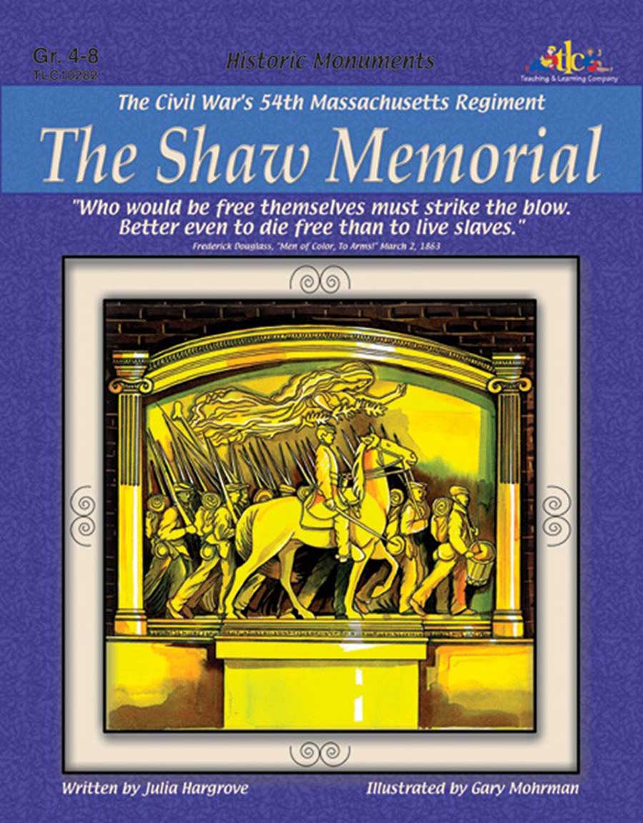 Civil War's 54th Massachusetts Regiment: The Shaw Memorial