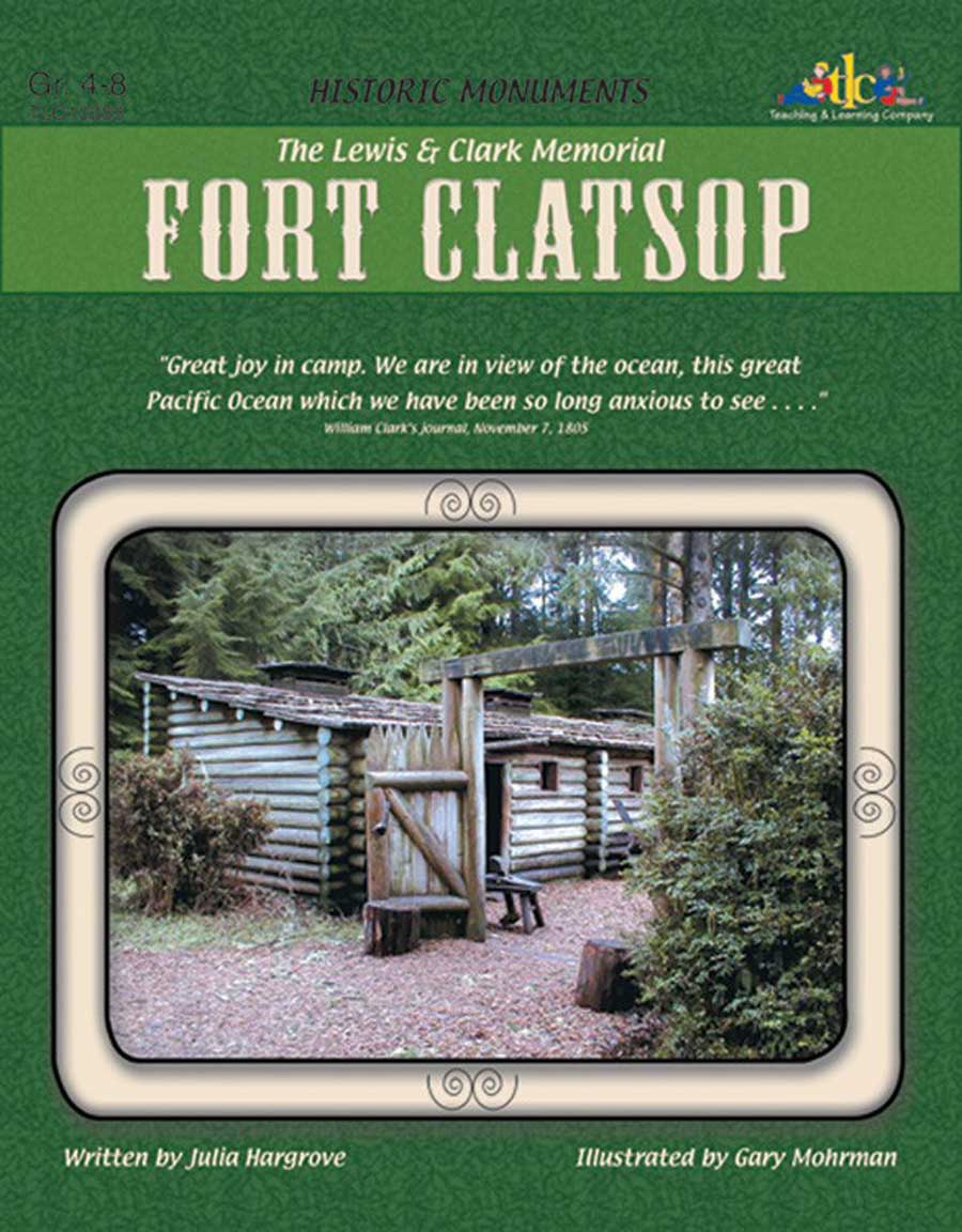 Lewis & Clark Memorial: Fort Clatsop