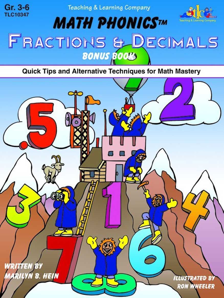 Math Phonics Fractions & Decimals