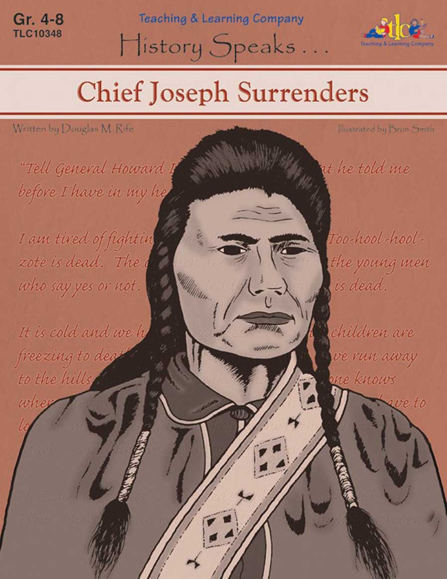 Chief Joseph Surrenders