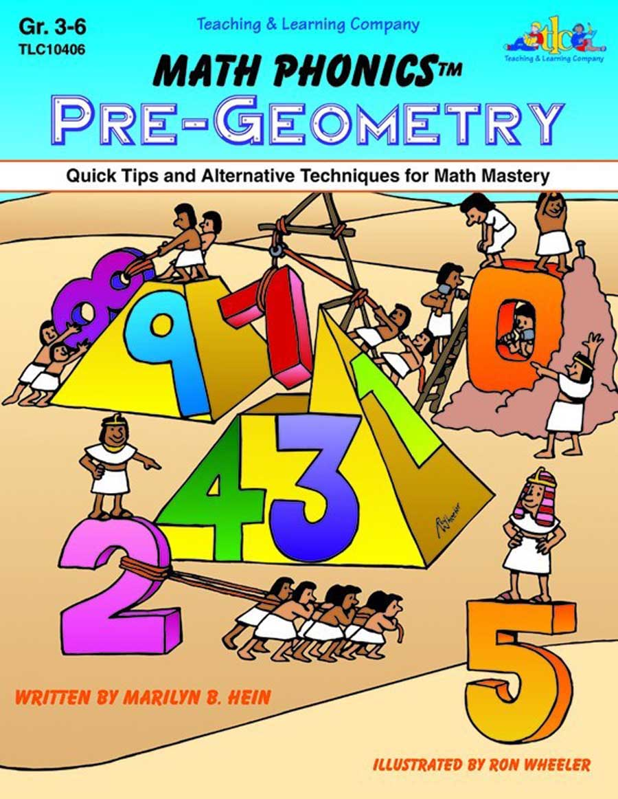 Math Phonics Pre-Geometry
