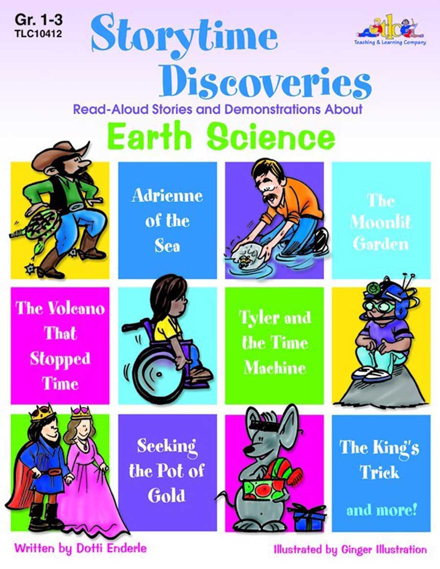 Storytime Discoveries: Earth Science